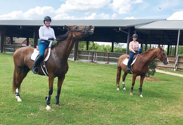 Introverted Equestrian Emily Bogenschutz