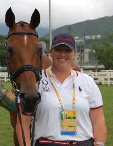Emma Ford - Connaught - Olympics in Beijing