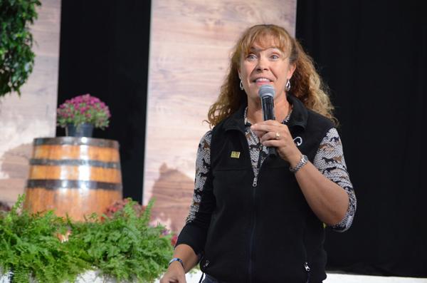 Christy Landwehr, Certified Horsemanship Association