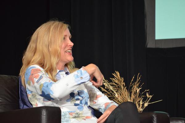 Susan Friedland of Saddle Seeks Horse during Social Responsibility of Equestrian Influencers