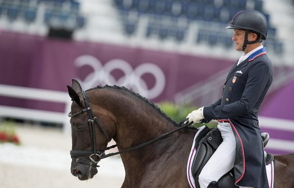 Boyd Martin and Tsetserleg - Eventing Dressage - Tokyo Olympics