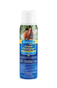 Grand Champion Fly Repellent and Show Ring Shine