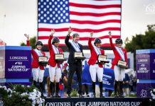 Longines FEI Nations Cup Team USA