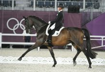 Jessica von Bredow-Werndl and TSF Dalera BB - Tokyo Olympics GP Freestyle Individual Medals