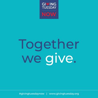 #GivingTuesdayNow May 5