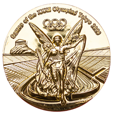 Olympic Games Tokyo 2020 Gold Medal
