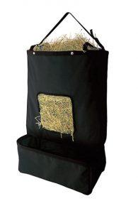 Nylon Hay and Grain Portable Feeder - Hay Accessories for Horses