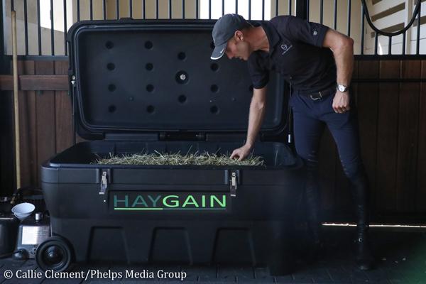 Hay Steamer by Haygain