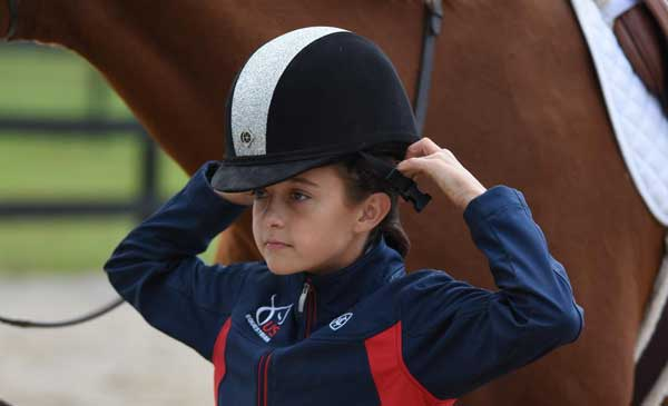 USEF Helmet Safety Fund