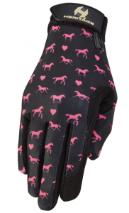 """Heritage """"Jumper"""" Performance Glove - - Holiday Gift for Horse-Loving Kids"""