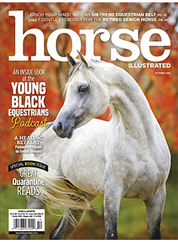 October 2020 Horse Illustrated Print Issue