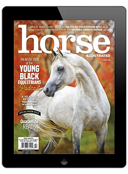 October 2020 Horse Illustrated Digital Issue