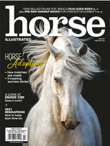 January/February 2021 Horse Illustrated - Print Edition