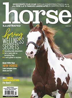 Horse Illustrated March 2021 Print
