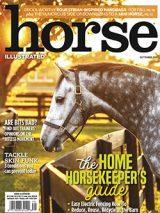 September 2020 Horse Illustrated Print Issue
