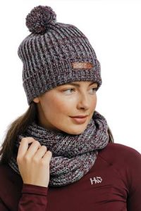 Horseware Ireland Knitted Hat and Snood
