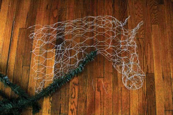 Horse Christmas Decoration