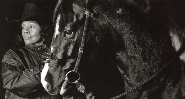 Pat Kelly Ebony Horsewomen