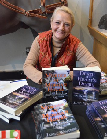 Author Janet Winters