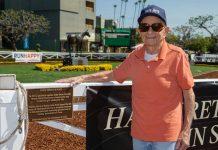 John Shear Santa Anita Mile Race
