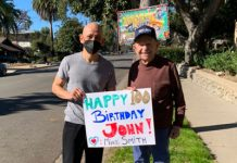 Mike Smith and John Shear