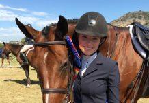 U.S. Equestrian Junior Equestrian of the Year Julia Stone