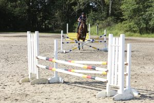 Line of Jumps