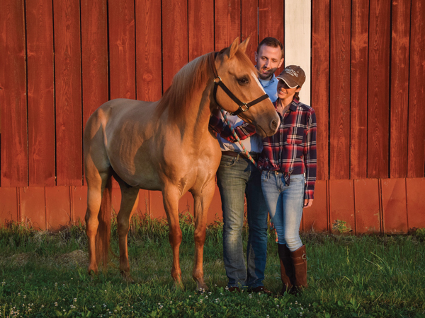 Katie Blair and Michael Schmitt and Butternut