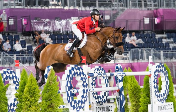 Kent Farrington and Gazelle - Individual Qualifier - Tokyo Olympics Show Jumping