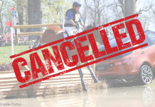 Land Rover Kentucky Three-Day Cancelled