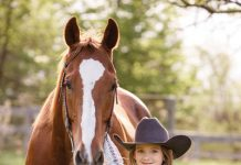 Lenna Peterson Barrel Racer