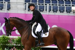 Michael Jung and Chipmunk - 2020 Olympics - Eventing - Day 2
