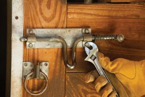 Monkey Wrench for Projects Around the Barn
