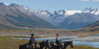 New Zealand Riding Destination