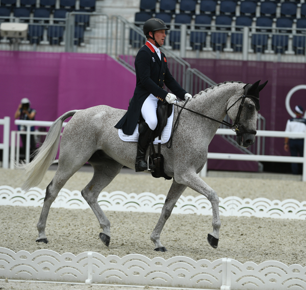 Oliver Townend - Ballaghmor Class - Eventing Dressage - Toyko Dressage