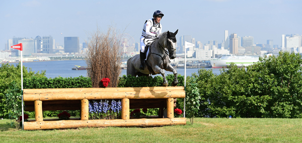 Tokyo Oliver Townend and Ballaghmor Class