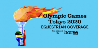 Olympic Games Tokyo 2020 banner