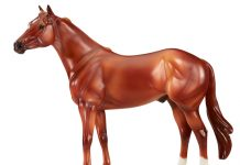 Breyer AQHA Ideal Orren Mixer