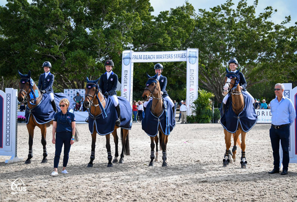 Palm Beach Masters U.S. Children's Jumping Team