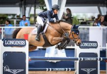 Palm Beach Masters U.S. Junior Jumping Team