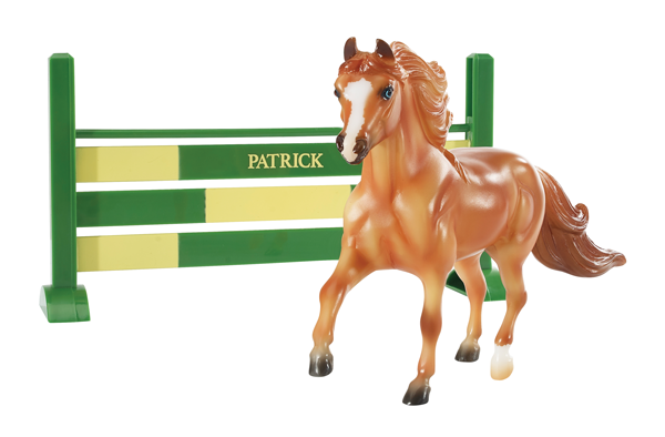 GTR Patricks Vindicator Breyer Model Horse - Holiday Gift for Horse-Loving Kids