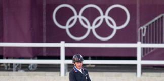 US Eventing Team Dressage - Phillip Dutton and Z