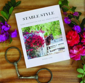 Raquel Lynn's new book Stable Style.