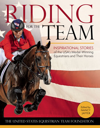 Riding for the Team Book Cover