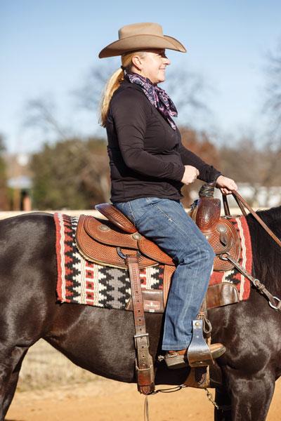 Western Saddle Fit