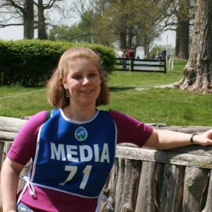 Sarah Evers Conrad, Equestrian Journalist