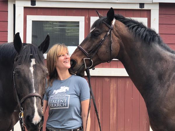 Sarah Maslin Nir Horse Crazy