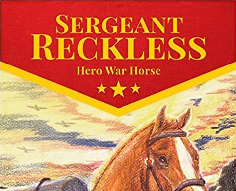 Sergeant Reckless book cover
