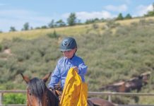 Introduce Your Horse to Rain Slicker / Jacket / Gear