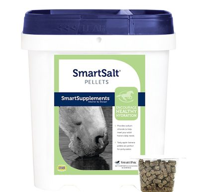 SmartPak SmartSalt Pellets